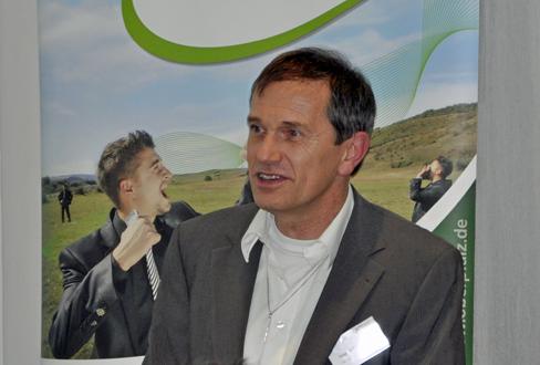 Stefan Nierwetberg, Geschäftsführer der P&P Studios Audio-Agentur