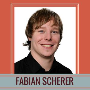 P&P-Tonmeister Fabian Scherer