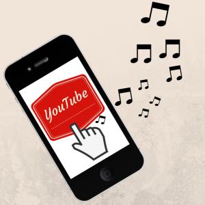 Musikrechte auf YouTube