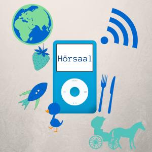 """""""Hörsaal"""" bester neuer Podcast 2014"""