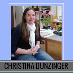 Hallo Christina! Ein neues Gesicht bei den P&P Studios