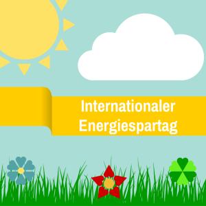 Energiesparen leicht gemacht!