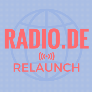 KW 13 Radio.de Relaunch