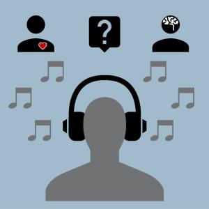 Musikgeschmack nach Denktyp