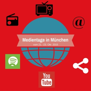 Medientage in München 2015