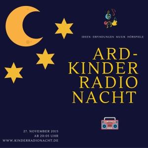 ARD- Kinderradionacht 2015 – dieses Jahr mit viel Erfindergeist