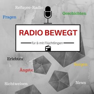 Radio bewegt – Aktionen für Flüchtlinge