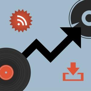 Deutsche Musikindustrie im Aufschwung