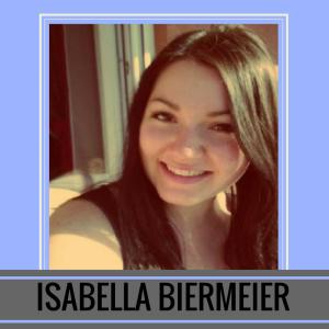 Neu im Team: Praktikantin Isabella Biermeier