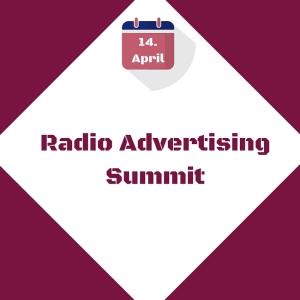 Radio Advertising Summit 2016