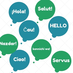 Kopfhörer als Übersetzer?