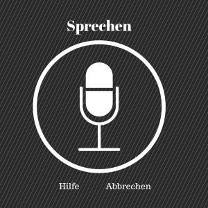 Sprachsteuerung: Tippen war gestern