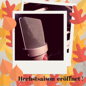 Radiosender-Musikfeste im Herbst