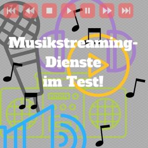 Musikstreaming im Vergleich