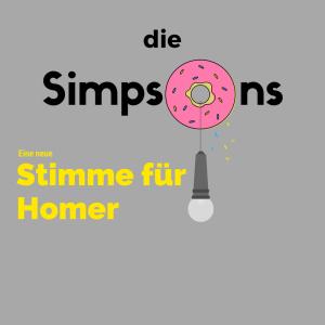 Eine neue Stimme für Homer Simpson