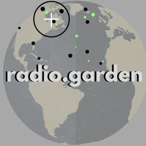 Mit radio.garden um die Welt