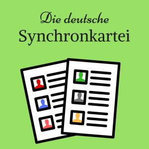 Alle Synchronstimme, ein Portal: Die deutsche Synchronkartei