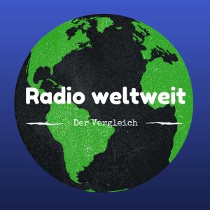 Radio weltweit: Wo liegt Deutschland im internationalen Vergleich