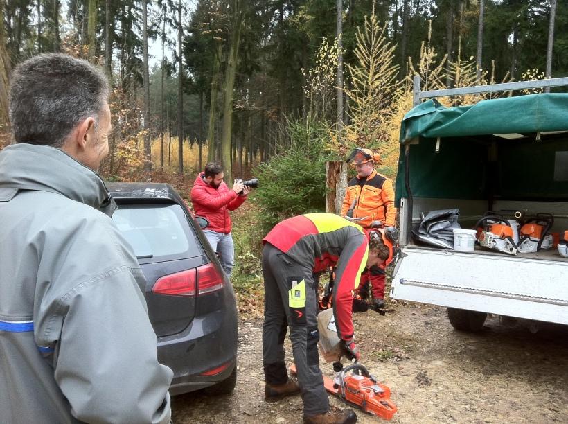Podcast-News: Was macht eigentlich ein Forstwirt?