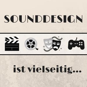 Kino, Theater, PC-Spiele: Sounddesign ist vielseitig