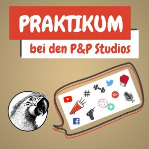 Praktikum bei den P&P Studios