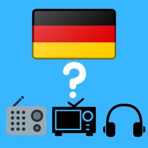 Deutschland – Welche Medien nutzt du