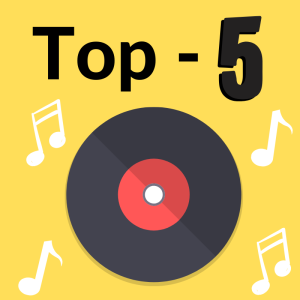Moritz' Top 5 Alben der letzten 3 Jahre