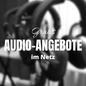 #wirbleibenzuhause – mit Audio wird's nicht langweilig